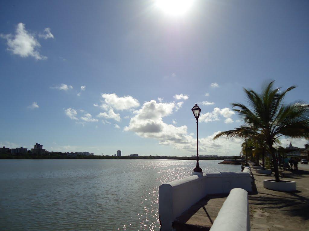 Vista da Av. Beira Mar