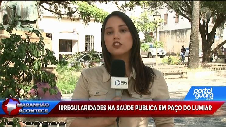 reporter da tv guara