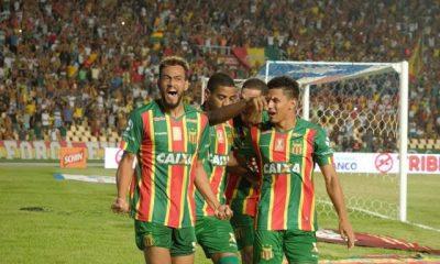 O Sampaio vai com vantagem para o último jogo da Copa do Nordeste