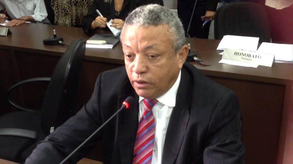 Vereador Josué Pinheiro