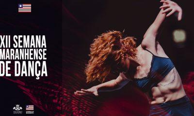 O início da XIII Semana de Dança Maranhense é dia 15 de outubro