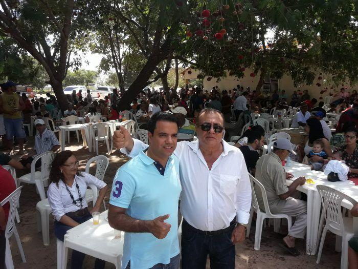 Avelar Sampaio e Edilázio Júnior
