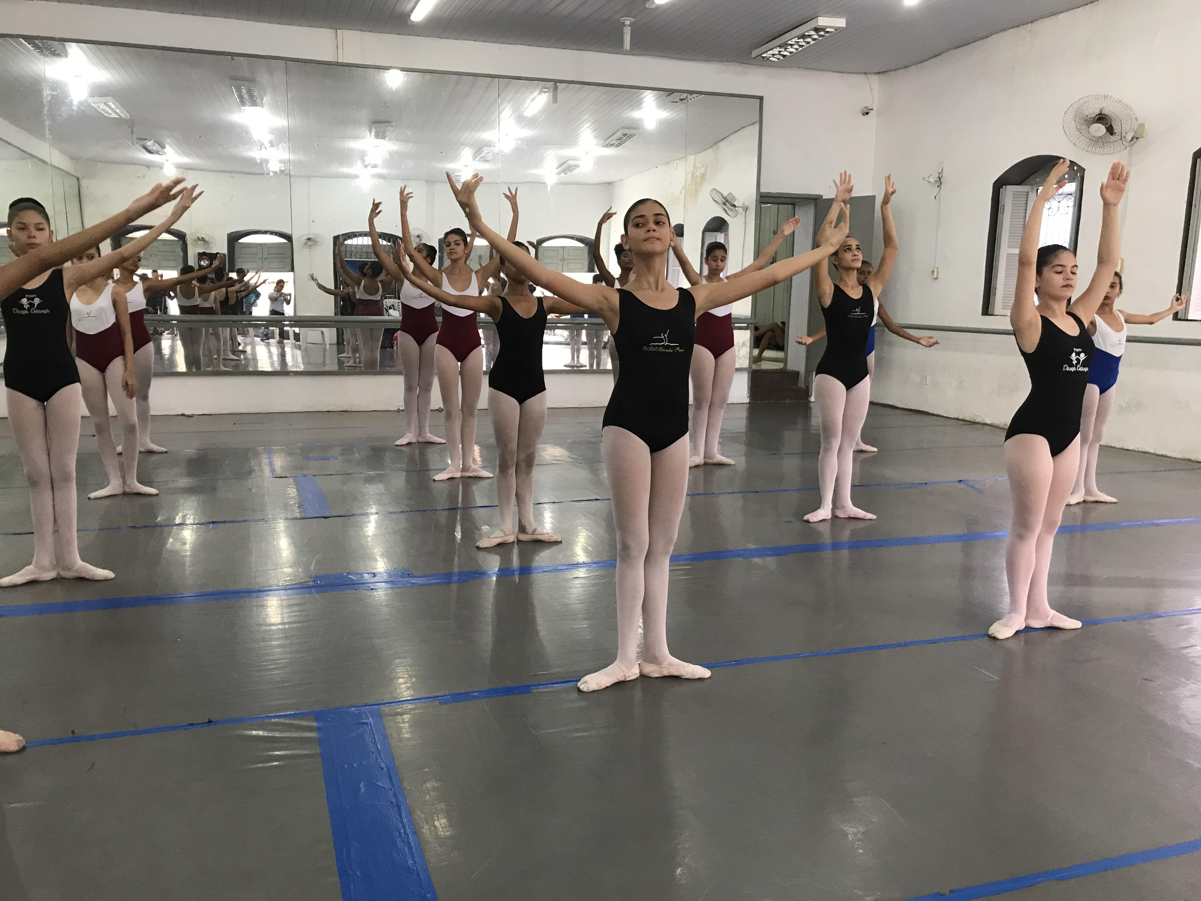ballet Olinda Saul