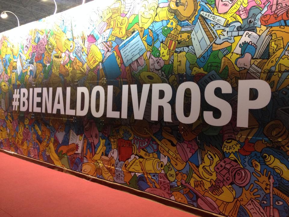 bienal do livro São Paulo 2018