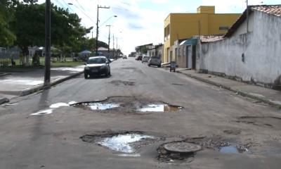 buracos por toda São Luís