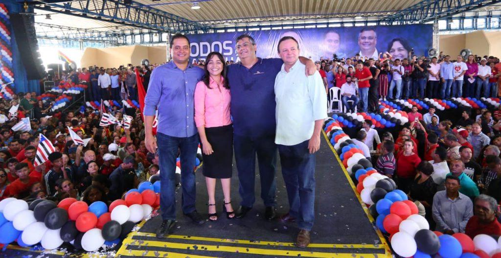convenção Flavio Dino