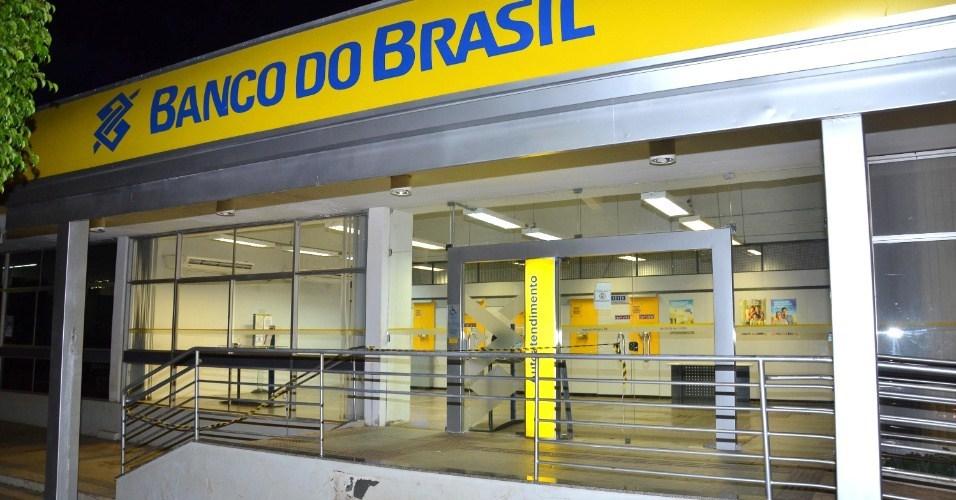 ataque no Banco do Brasil
