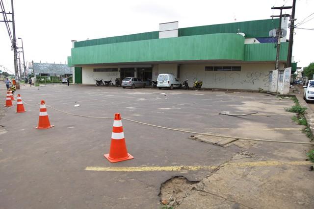 Supermercado Maciel na Avenida Guajajaras