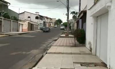 muros e calçadas