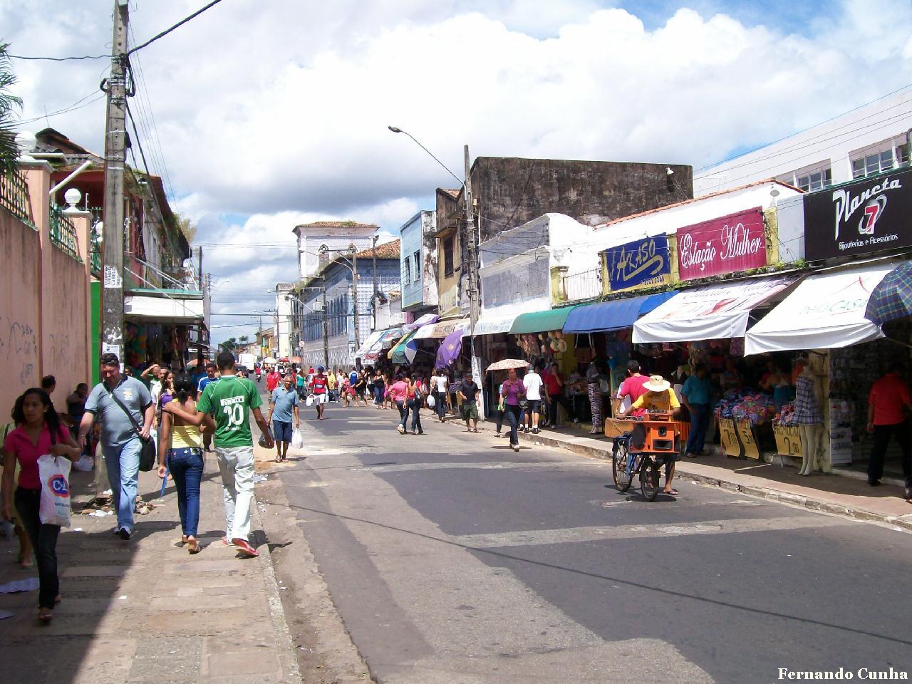 rua do passeio