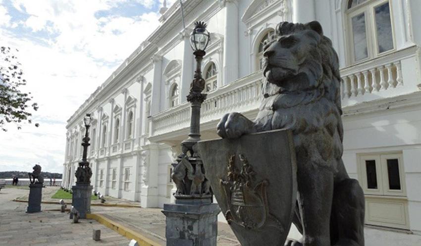 palacio dos leões