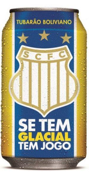cerveja glacial