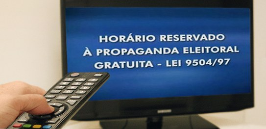 tempo de propaganda eleitoral