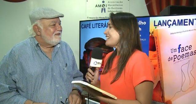 escritor e poeta Antônio Henrique