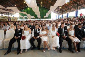casamento comunitario