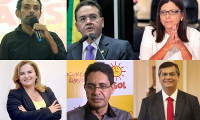 agenda dos candidatos ao governo do maranhão