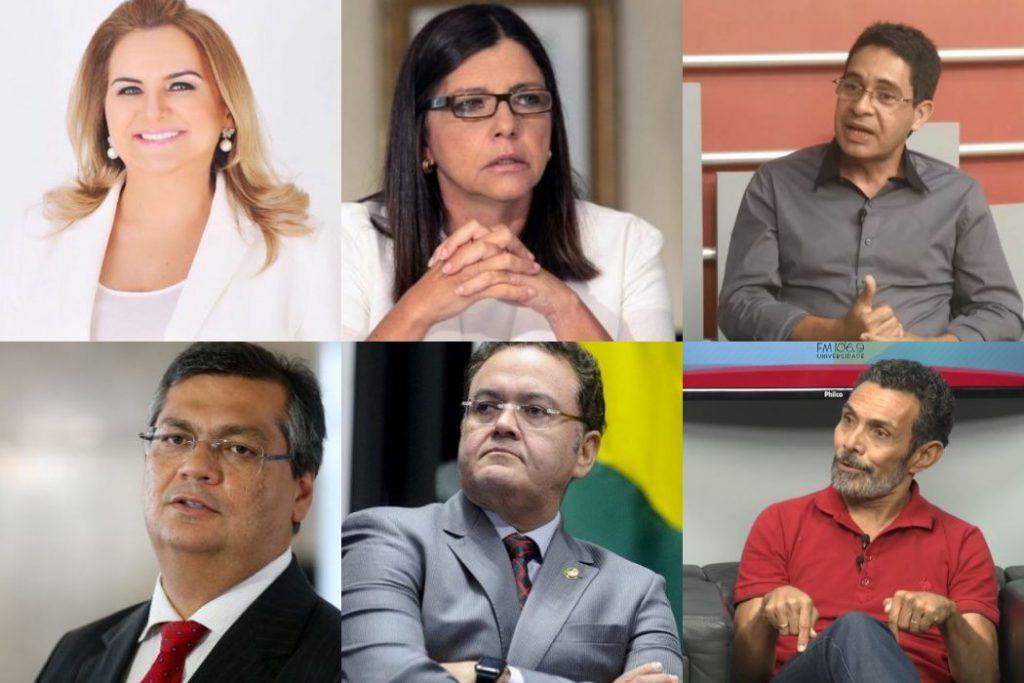 candidatos ao governo maranhao