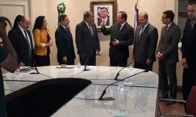embaixadores arabes em são luis
