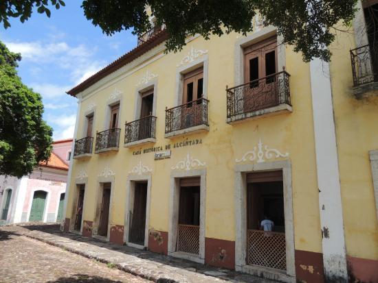 casa historica de alcantara