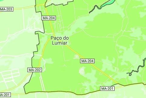 area verde no maiobão