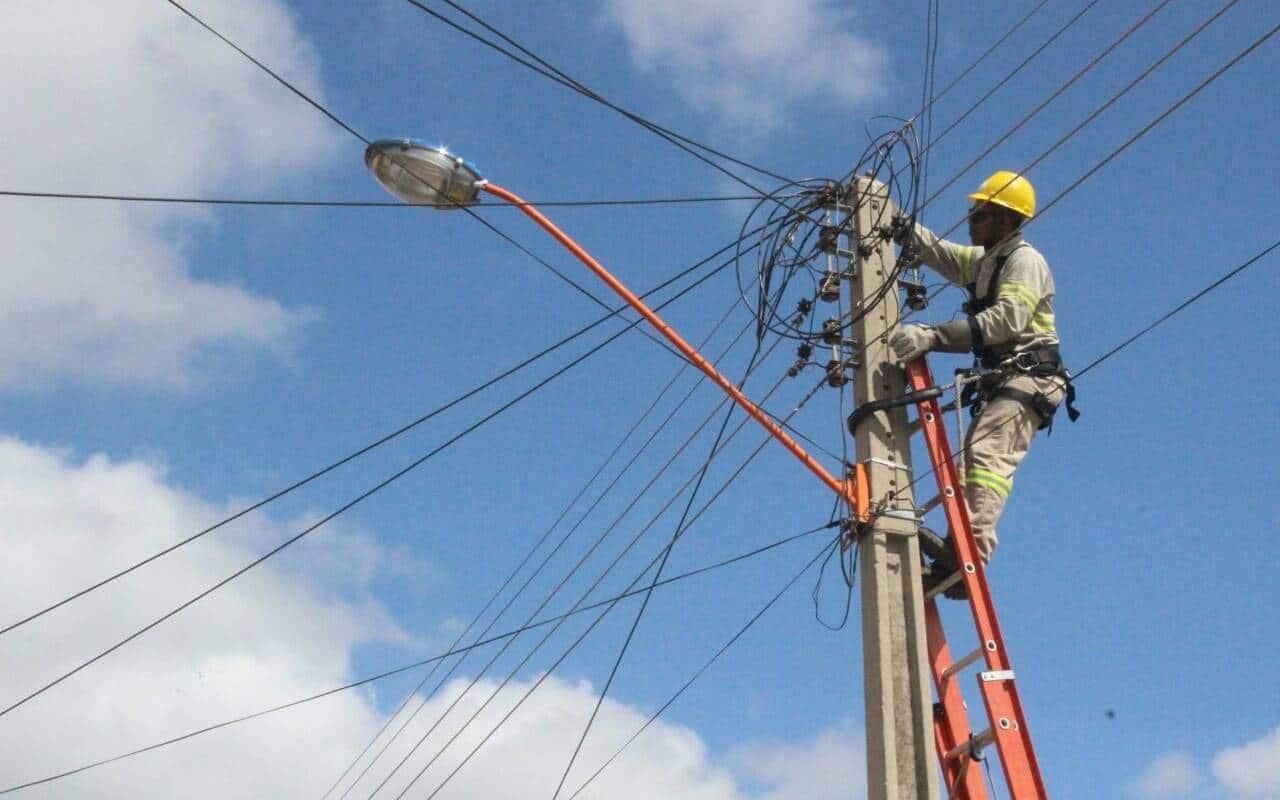 Mais de 1500 acidentes com energia elétrica