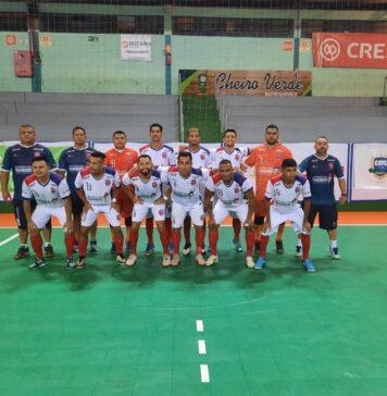 Balsas Futsal confirmado na disputa da Copa do Brasil