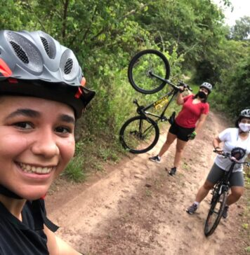 Projeto de ciclismo em São Luís reúne amigas em busca de saúde e bem estar