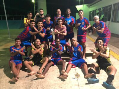 2 de Julho classificado para as quartas de final do Brasileiro de Futsal