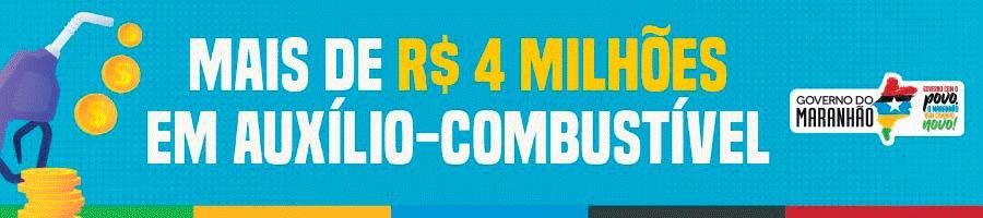 Auxílio Combustível Governo do Maranhão