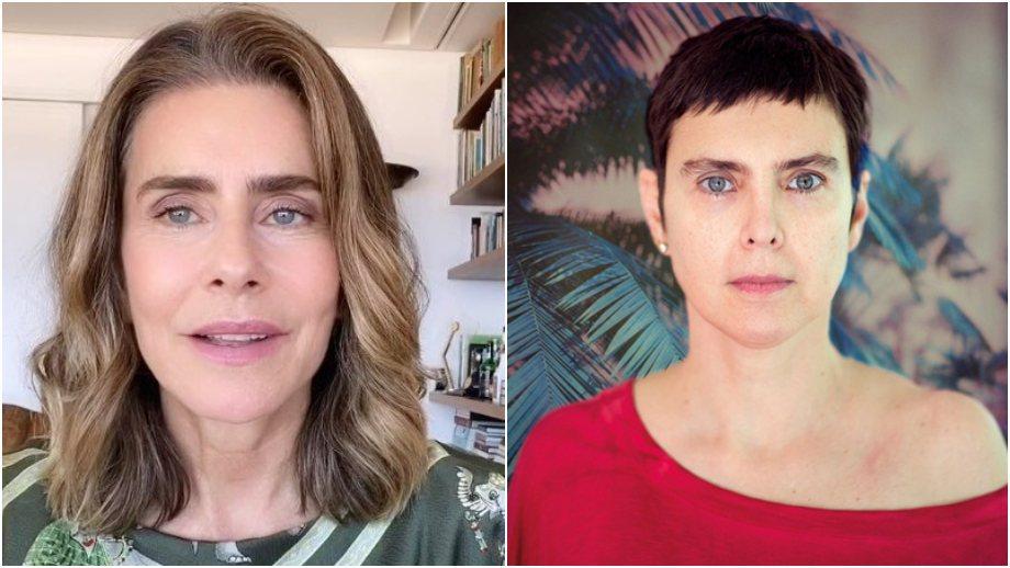 Maitê Proencça e Adriana Calcanhoto estão namorando, segundo revista