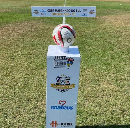 O Astro e AACC garantem vaga na final da 2ª etapa da Copa MA do Sul Sub-23