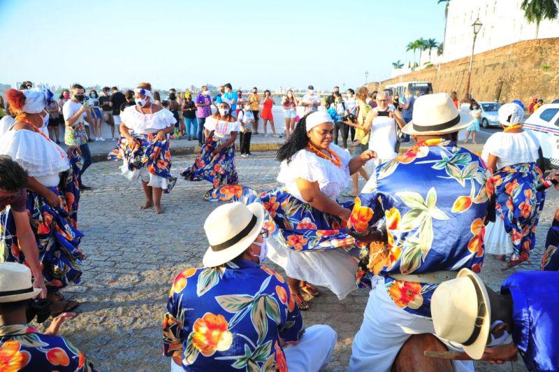 Primeira edição do roteiro São Luís Criativa da Prefeitura oferece turismo e cultura para ludovicenses e turistas