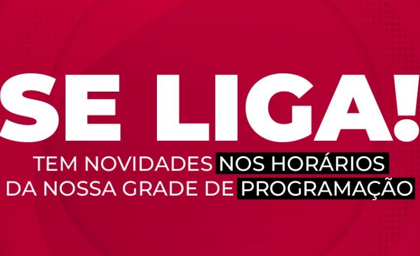 Confira a nova programação da TV Guará