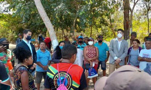Após sofrer ameaças, comunidade quilombola exige segurança do Governo do MA
