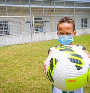 Campeonato será realizado segundo orientações sanitárias (Foto: Brunno Carvalho)