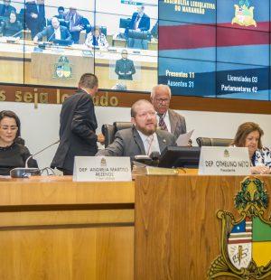 Foto: Divulgação Assembleia Legislativa do MA